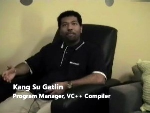 Route 64 - Kang Su Gatlin talks about 64-bit