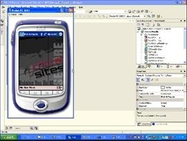 Exploring Mobile GDI with Visual Studio 2003 and the Compact Framework