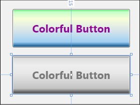 Disable Buttons with a Grayscale Effect in WPF