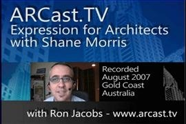 ARCast.TV - Expression for Architects with Shane Morris