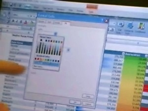 Mike Arcuri - More business intelligence in Office 2007