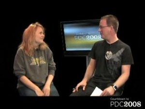Countdown to PDC2008: Content be King