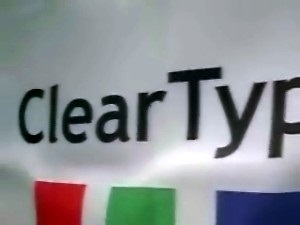 Cleartype Team - Talking about new Fonts on Longhorn (Happy Birthday Video #4)