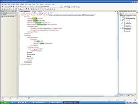 Code Snippets in Visual Studio 2005