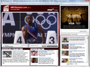 Building NBCOlympics.com with Silverlight