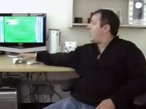 Jeff Henshaw and David Alles - Xbox 360 and Media Center: Living room of the future