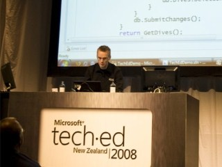 Jonas Follesø - Silverlight 2 for Developers - Tech.Ed NZ