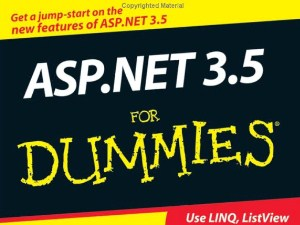 Free chapters from ASP.NET 3.5 for Dummies book