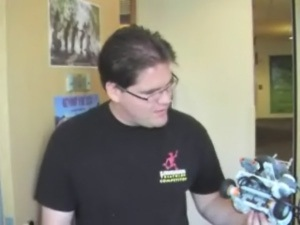Revisiting WiMo - The Windows Mobile Robot