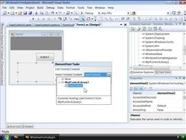 Use WPF from Windows Forms projects in Visual Studio 2008