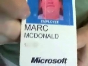 Marc McDonald - Microsoft's First Employee