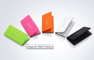 Sony's New VAIO P Netbooks Sport a GPS and Compass
