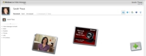Video Voicemail With Windows Live Video Messages
