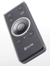 Use Your Zune Remote to Control Windows Media Center