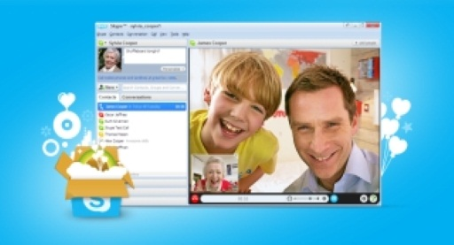 Skype for Windows Gets an Upgrade