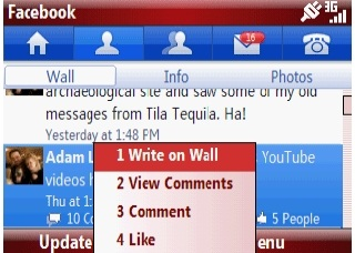 Facebook for Windows Phones Updated
