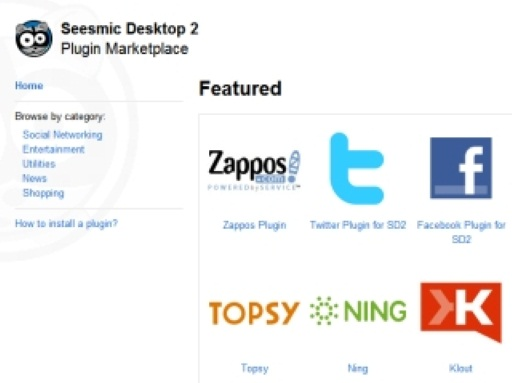 Silverlight-Based Seesmic Launches Plugin Platform