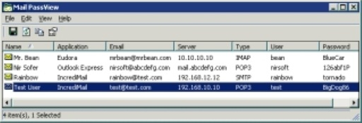 How To Recover Lost Email Passwords