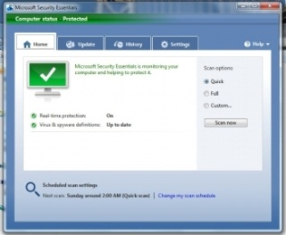 Microsoft Security Essentials: Free Anti-Virus Arrives