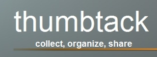 Thumbtack, An Online Notebook From Live Labs