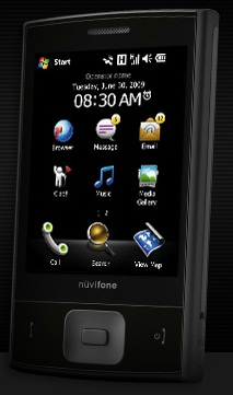 Garmin's First Windows Mobile Phone