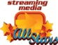I'm a Streaming Media All-Star!