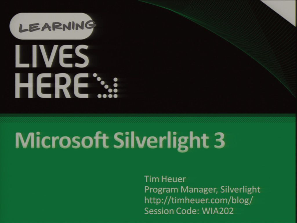 Microsoft Silverlight 3: What's in It for Developers?