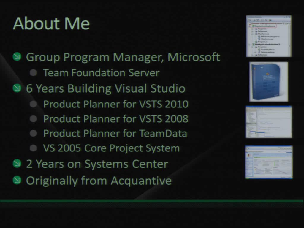 Doing It Right: Planning and Tracking Projects with Microsoft Visual Studio Team Foundation Server 2010