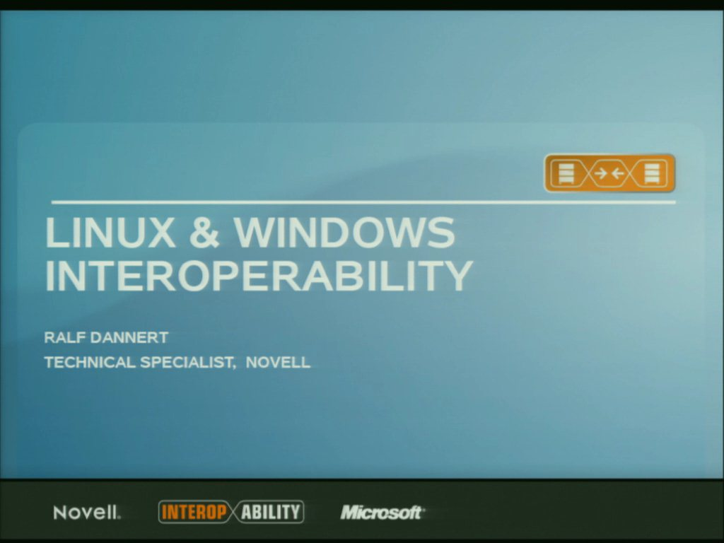 Windows and Linux Interoperability