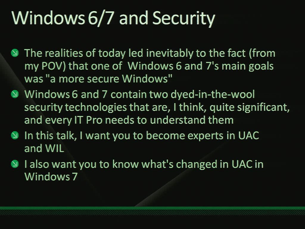 Uncovering Two Least-Understood Security Stars in Windows: UAC and WIL (repeats on May 15)