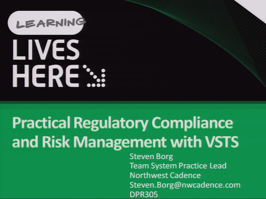 Practical Regulatory Compliance and Risk Management