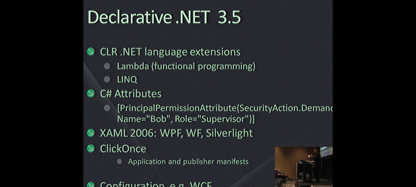 Declarative N tier Applications Using WPF, WCF and WF in the Microsoft .NET Framework 4