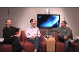Scott Guthrie and Christian Schormann: Web Programming, Design Tools and Silverlight 3