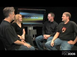 Countdown to PDC2008: By Developers, for Developers: Don Box and Chris Anderson