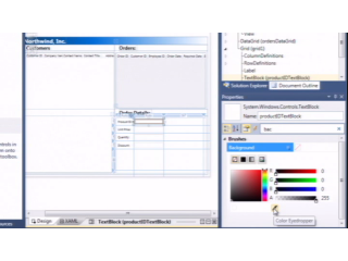 WPF 4 Beta 1 Designer - Styling Improvements