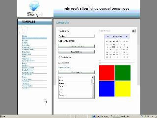 Silverlight - Built-In Controls