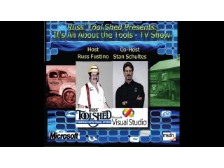 Show: It's All About The Tools – TV Show, Episode One