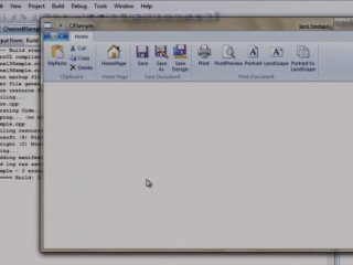 Windows 7 Ribbon Markup Overview