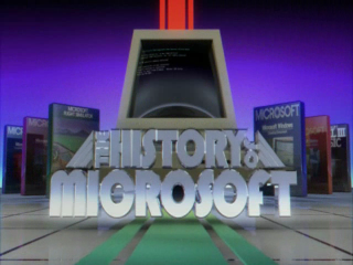 The History of Microsoft - 1980