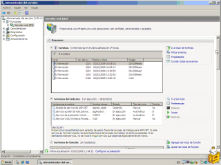 Como instalar PHP en Windows Server 2008