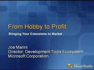 From Hobby To Profit – How to Market Your Extensions