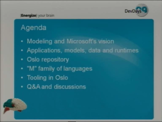 An overview of the Oslo modeling platform