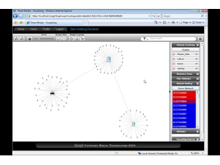 SnagL: Visualizing Government Data using Silverlight