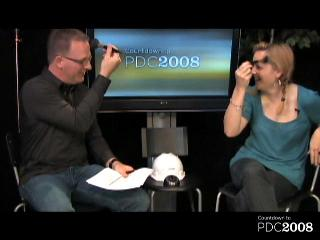 Countdown to PDC2008:  Secrets Revealed