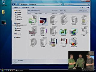 Windows 7: Find and Organize Part 1 - The User Experience