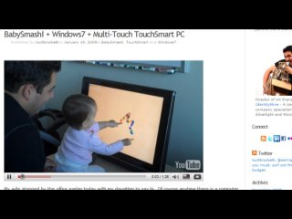 TCSWeekly 003 - Silverlight, Moonlight, Kaxaml, Facebook, Multi-touch