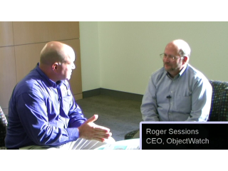 ARCast.TV - Roger Session on Simple Architectures for Complex Enterprises