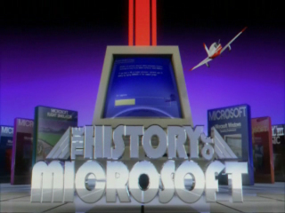The History of Microsoft - 1994