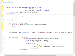 Implicit Line Continuation in Visual Basic 2010