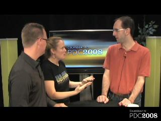 Countdown to PDC2008:  King of the Geeks, Scott Guthrie, Previews PDC Keynote